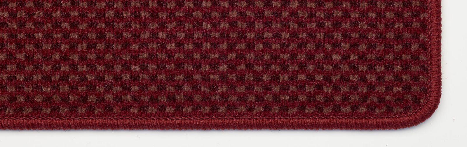 dirt trapper carpet robusta color dark red color code 355