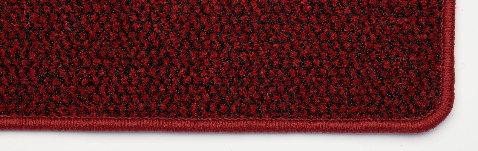 dirt trapper carpet focus color red color code 25.04