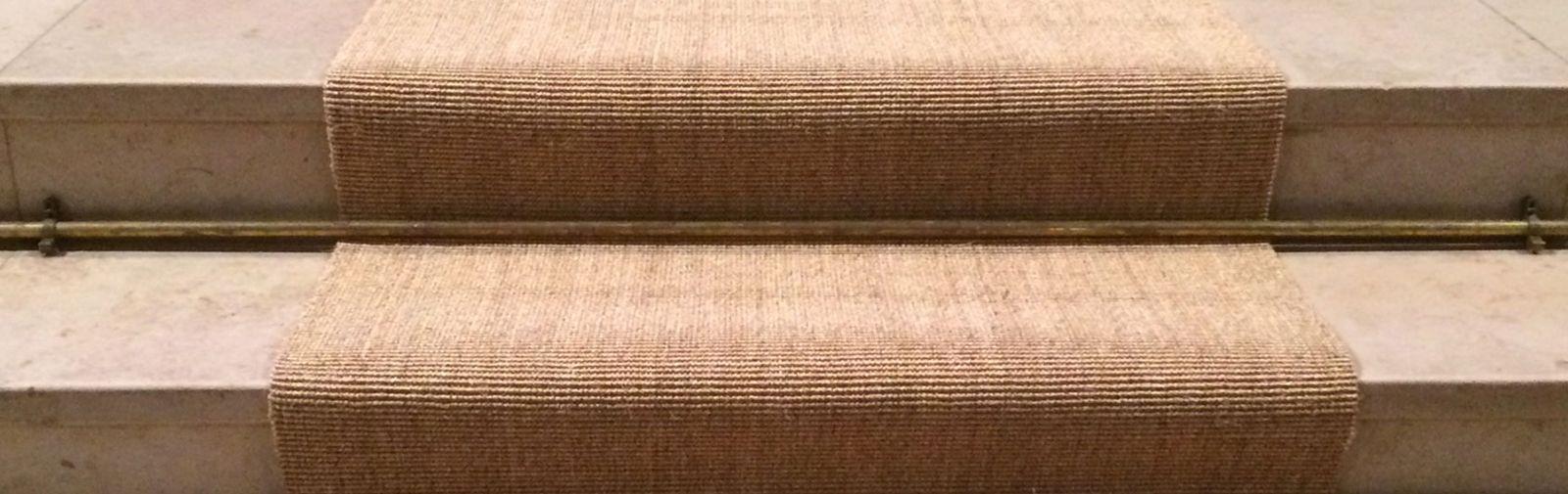 church carpet natural fibre sisal