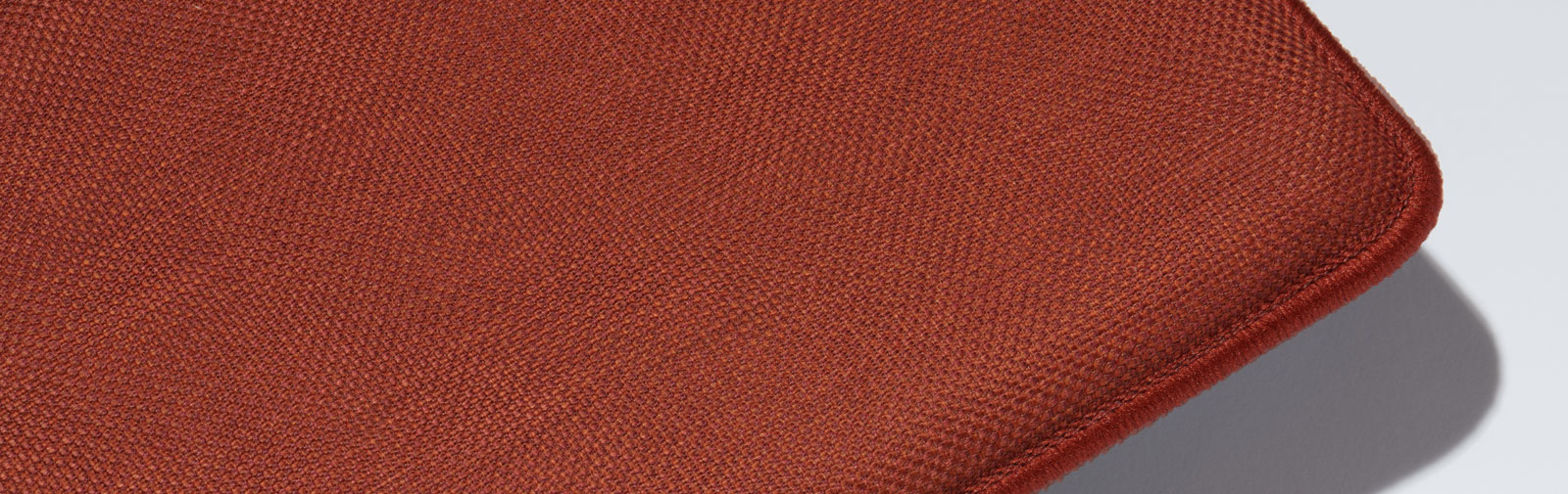 Pattern Cushion Pew Runner Bankauflage Verano Color code 651 Color russet