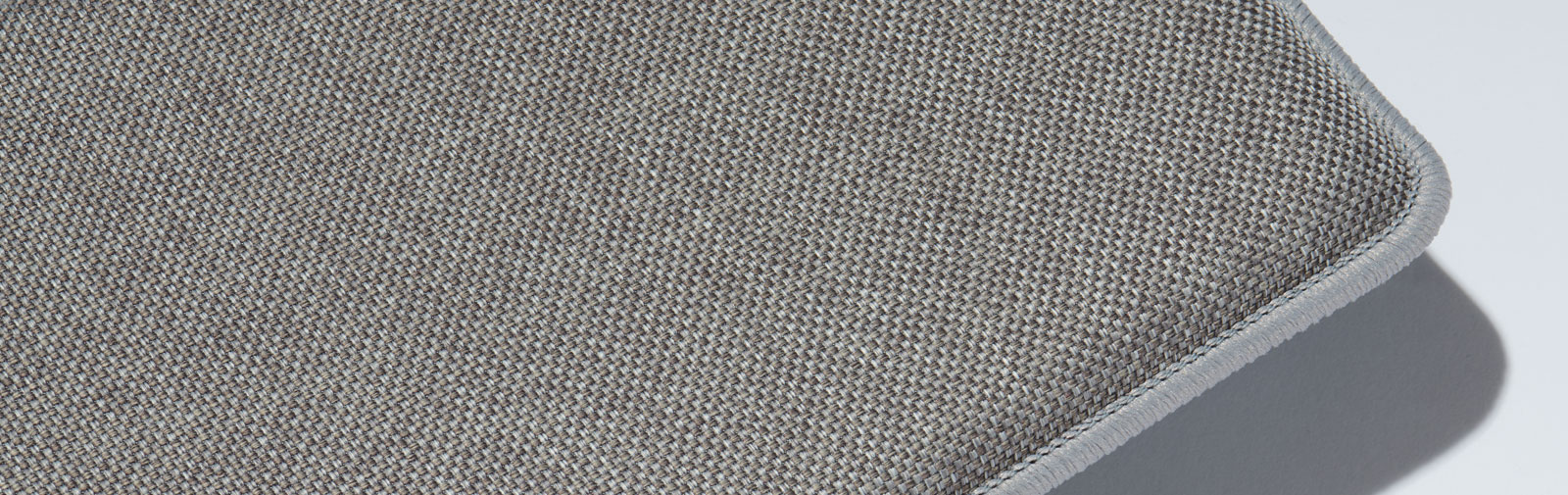 Pattern Cushion Pew Runner Bankauflage Verano Color code 683 Color grey
