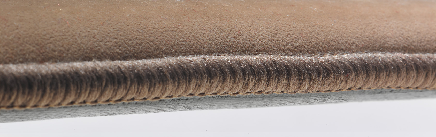 Pattern Cushion Pew Runner Microfiber Detail
