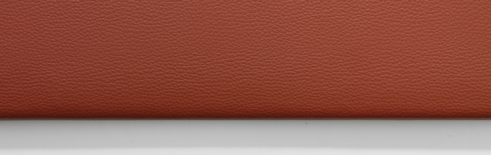 sample hassock faux leather color code 4358 color mahagoni