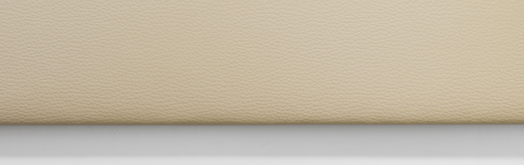 sample hassock faux leather color code 4960 color pebble
