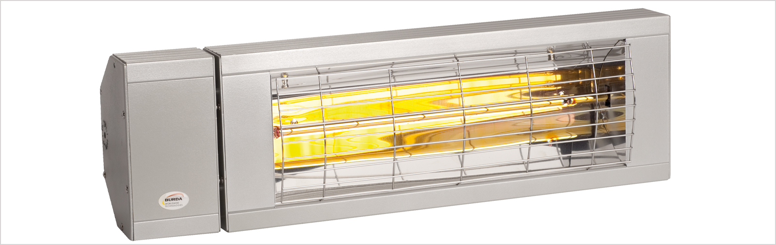 infrared radiant heater IP24