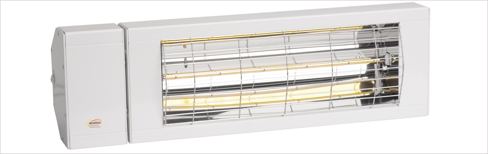 infrared radiant heater IP24 2