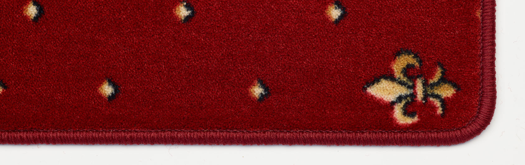 church carpet Skala color code 28 color red